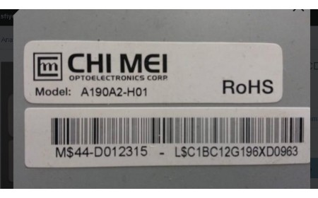 A190A2-H01 TFT LCD 19 CHIMEI